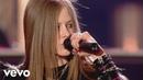 Avril Lavigne - Sk8er Boi Live at the BRIT Awards 2003