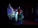 Варвара Приз и ArtPlatinum Show Живая флейта и световое шоу OST Игры Престолов