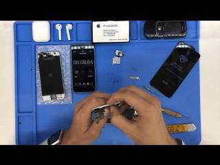 Ремонт iPhone за 8 мин | Joy Remont