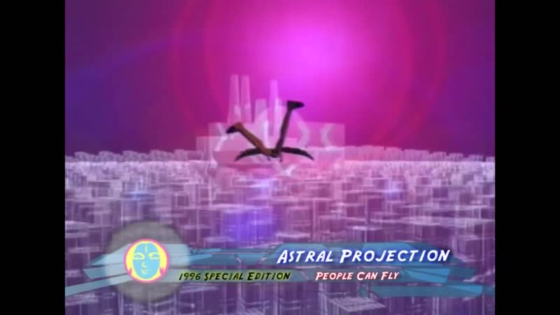 Astral Projection - People Can Fly (HD Quality)