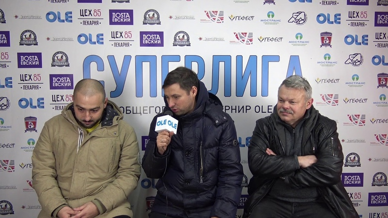 ОПГ Ветеранов Ижора Информ СВ Интервью