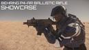 Star Citizen Behring P4 AR Ballistic Rifle Showcase