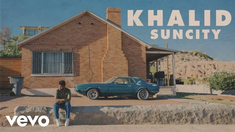 Khalid - Vertigo (2018 Audio)