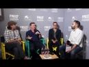 Интервью в день Закрытия Венецианского фестиваля представлен фильм Тачка на миллион