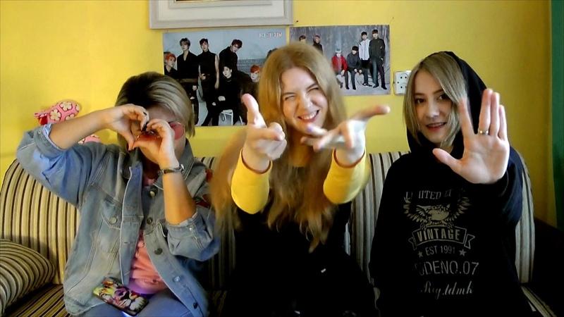 NCT 127 엔시티 127 Superhuman reaction Russian fangirls reaction Реакция