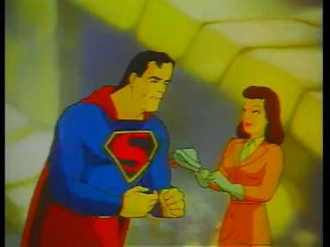 Супермен Мультсериал Серия 4 1941
