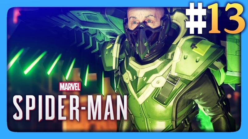 СТЕРВЯТНИК И ЭЛЕКТРО! ✅ Marvel's Spider-Man PS4 (2018) Прохождение 13