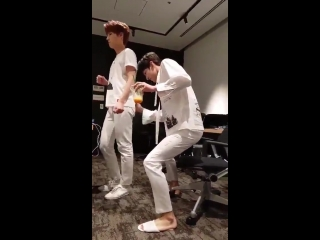 zuho being extra