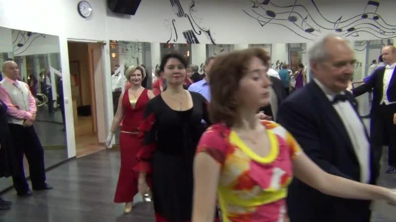Полонез мазурка на танцевальном вечере Касабланка балансе.рф