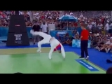 The first Youth Olympic Breaking Final