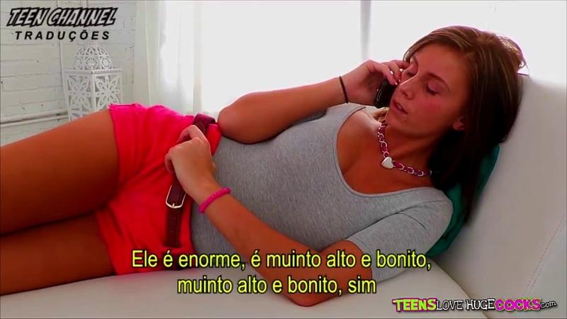 Whitney Westgate Teens Love Huge Cocks HD