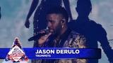 Jason Derulo - Trumpets (Live at Capitals Jingle Bell Ball)