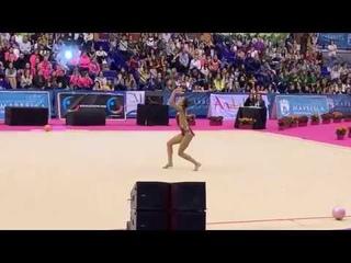 Dina Averina - Hoop GP Marbella 2019 AA 20.40