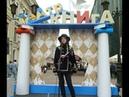 Рита Гафи на праздновании Дня Города (Петербурга)
