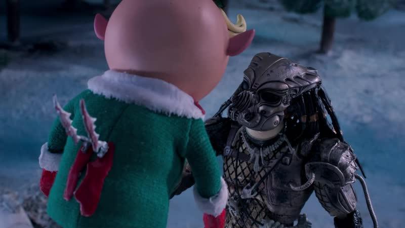 The Predator ¦ Holiday Special ¦ 20th Century FOX