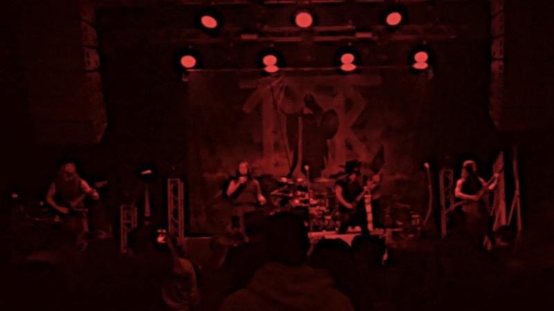 BROKDAR - Shackles of fate (ARENA HALL 12.12.2018)