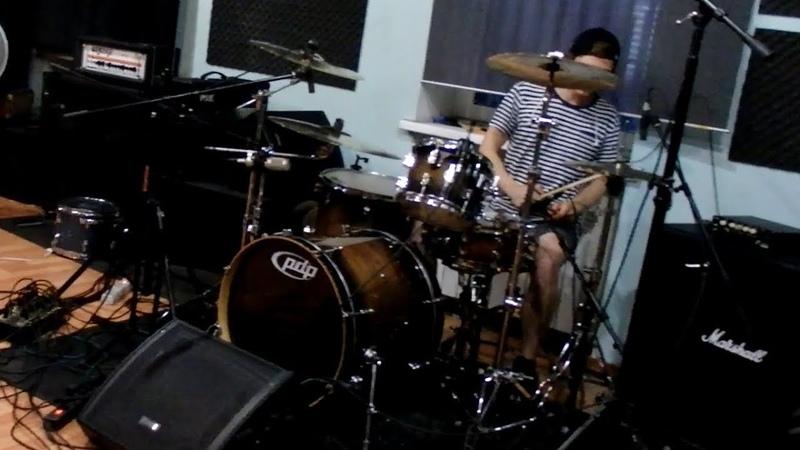 DD RP - Запись барабанов 31.08.2018