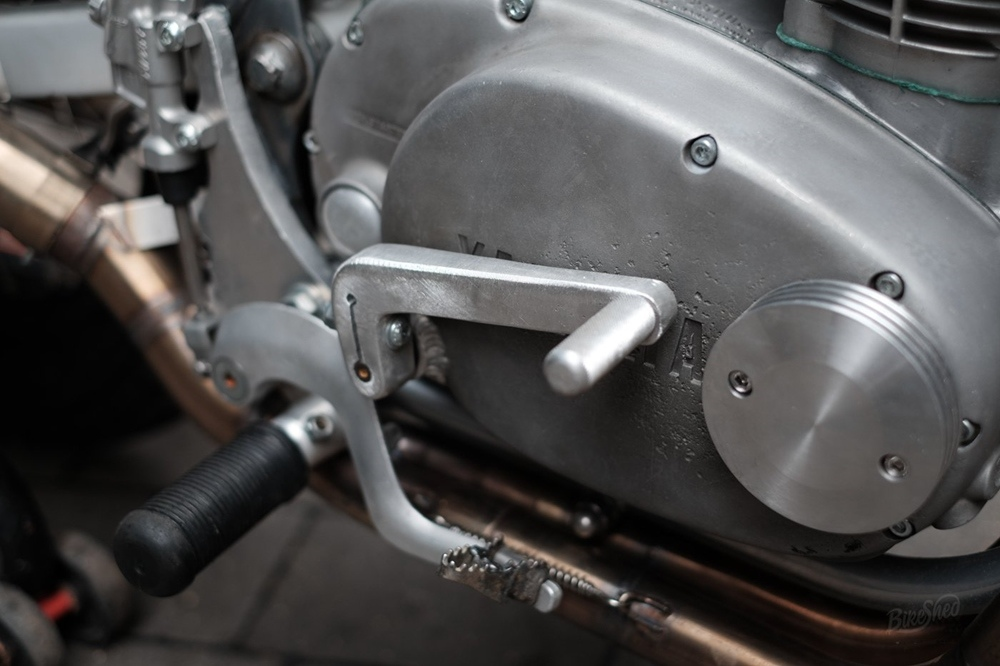 Флэт-трекер Yamaha XS750