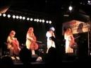 Vespecellos - Cello Rock Quartet - IKRA Club, 14.09.08