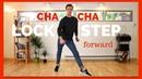 Cha Cha LOCK STEP forward Cha Cha Tutorial