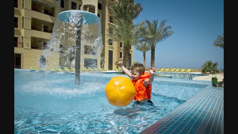 Арабские Эмираты. Семейный отель.
