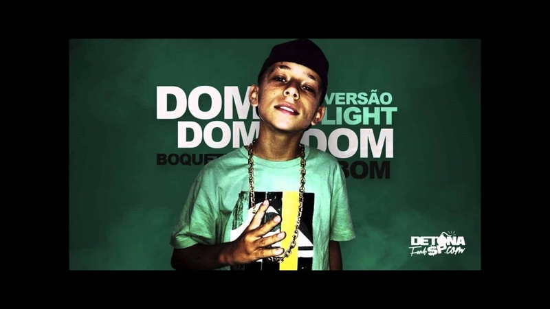 MC PEDRINHO Dom Dom Dom Lan amento 2014 DOM DOM BOQUETE BOM