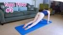 Yoga Stretch Warming Up Flow Yoga Challenge 2