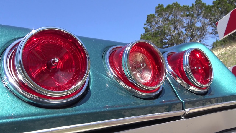 1965 Chevy Impala in Tahitian Turquoise, Austin, Texas owned driven