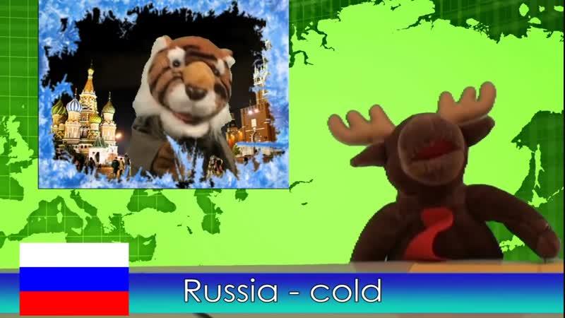International Weather Report - Simple Skits