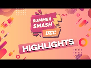 Top 5 Best Plays #1 UCC Summer Smash