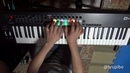 Novation Launchkey 61 mk2 and Ableton Live realtime loop