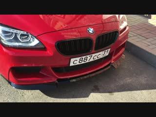 Обвес Parsan для BMW 6 - серии F13