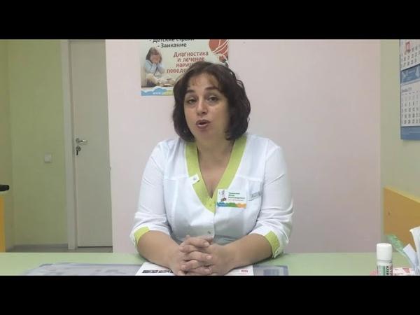 Офтальмолог клиники Педиатрии доктора Трухманова - Чижикова Юлия Александровна