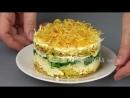 5 простых рецептов салатов к Новому году