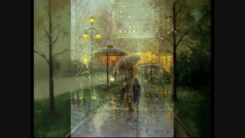 Майя КРИСТАЛИНСКАЯ - Колыбельная с четырьмя дождями (1978)