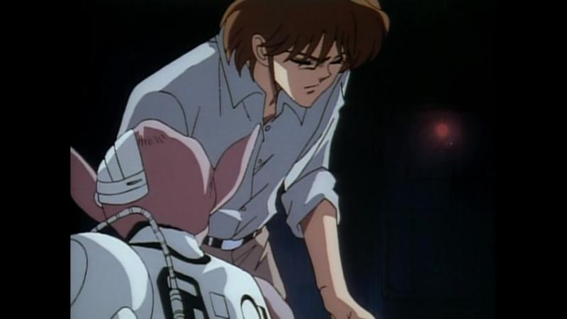 07 Бит Экс Нео OVA B'T X Neo