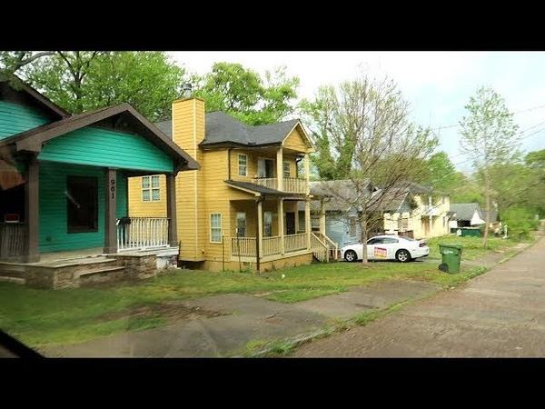 Купить дом в США, Америка (бомжи, гетто), Атланта