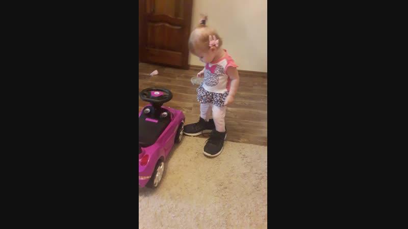Алиса в папиных кроссовках