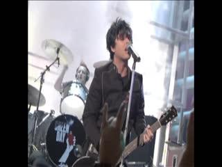 Green Day Boulevard of Broken Dreams - MTV Video Music Awards