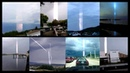 Strange Beams Of Light From The Sky Being Filmed All Over The World And Even Space? (Strange News)