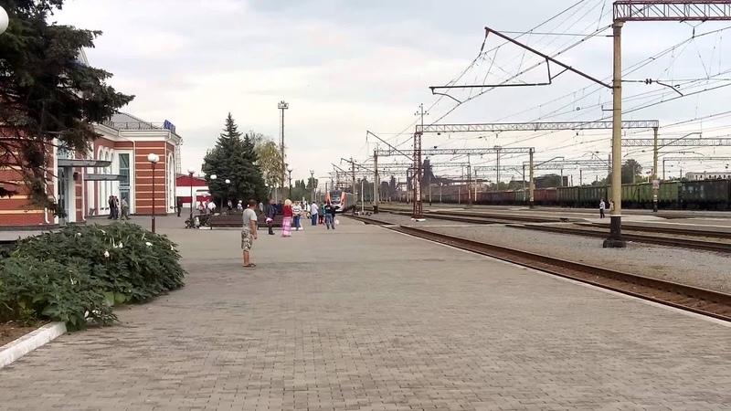 711 - 712. Киев-Константиновка. ст. Краматорск