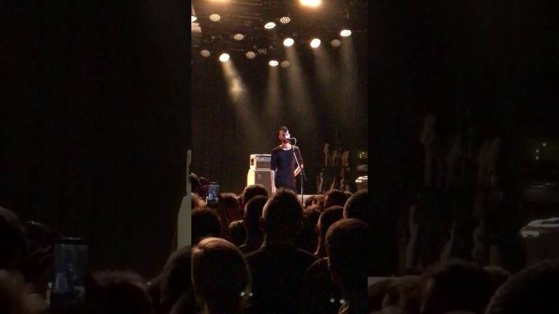 Placebo Aarhus Stefan Olsdal cancelled 13.10.2016