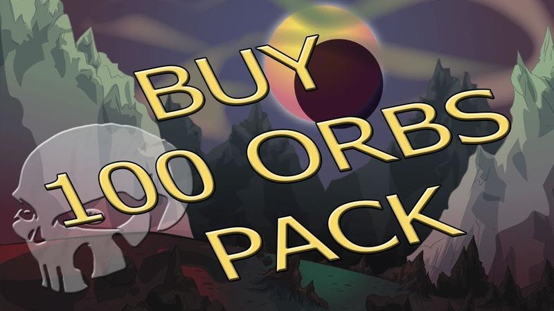 Покупка 100 ORBs pack полезные инсайды по splinterlands