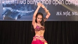 Unlimited Bellydance 2013 - Kid Solo - Nguy