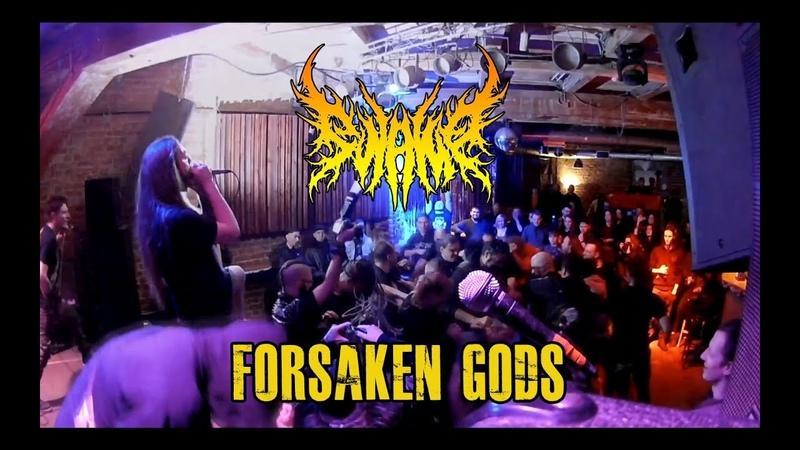 SWAMP - Forsaken Gods (Old New Year Deathfest/12.01.2019)
