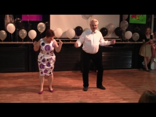 Boogie Woogie Seniors Couple of the Year by Glass Zebra 2011