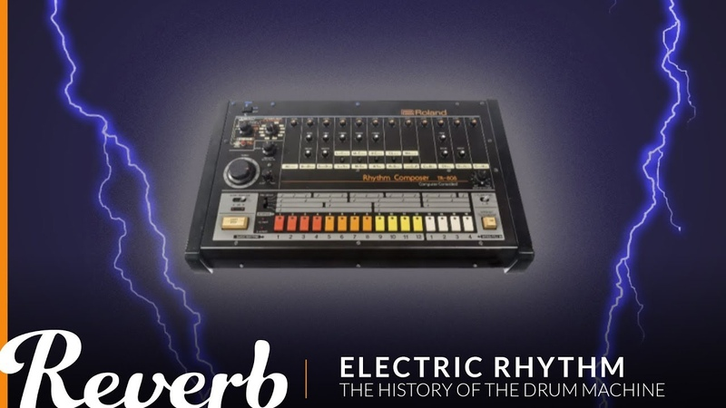 Electric Rhythm The History of the Drum Machine Reverb