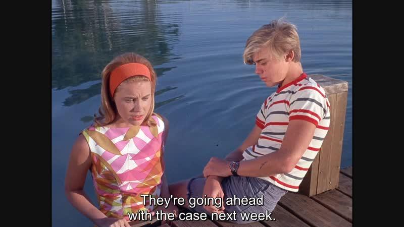 Флиппер ENG SUB - 1 сезон 26 серия [Flipper S01 E26 - Flipper And The Elephant: Part III] (1964-1965)