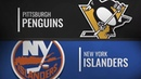 Pittsburgh Penguins vs New York Islanders Dec.10, 2018 NHL Game Highlights Обзор матча