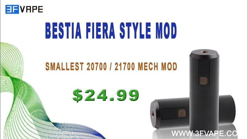 Bestia Fiera Style Mod